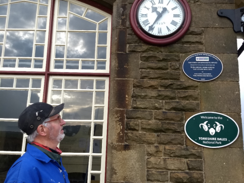 Ribblehead clock