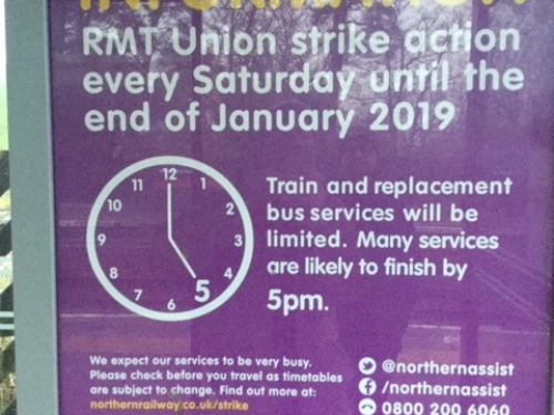 Strike poster Jan 2019