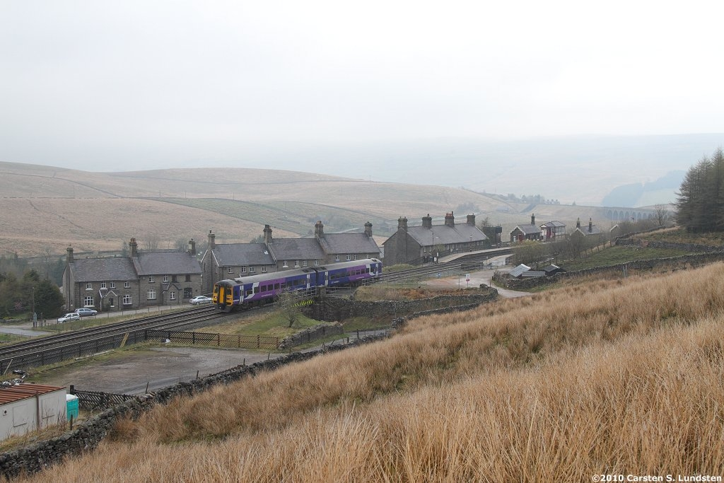 Photograph: Garsdale Station