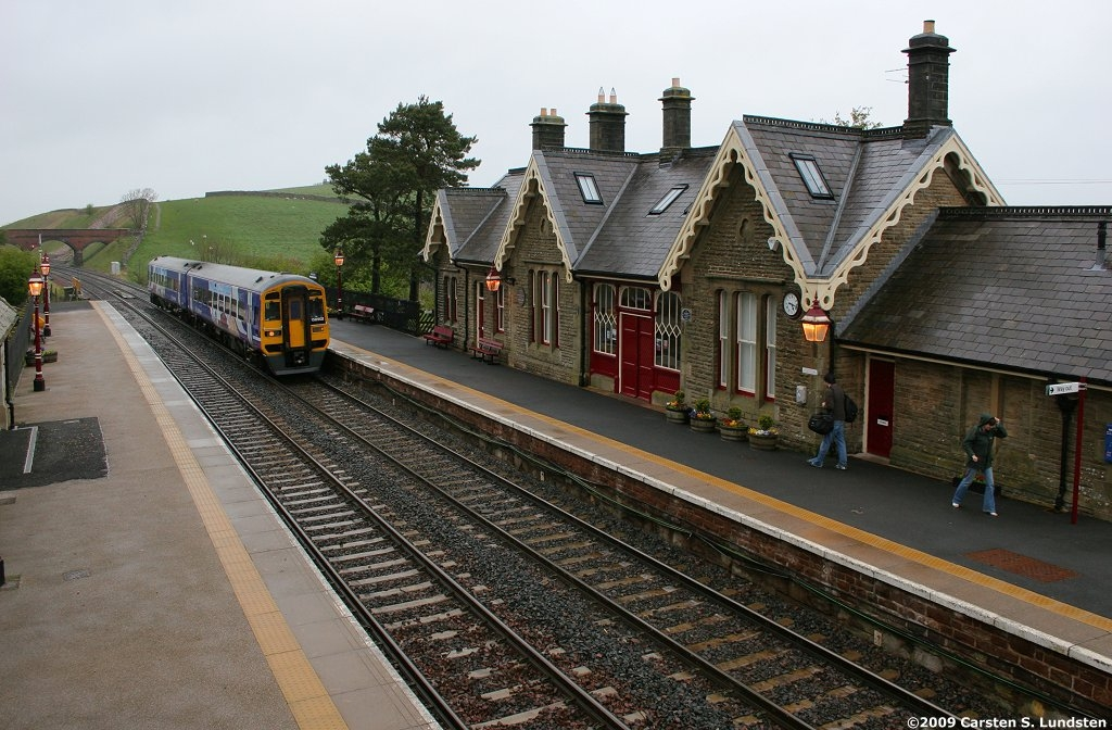 Photograph: Kirkby Stephen Station