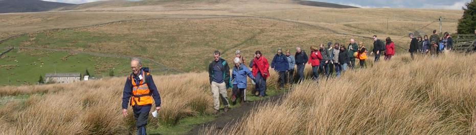 FoSCL Guided Walk, Garsdale